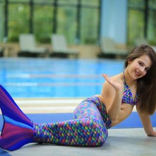 Mermaid Dream Deniz Kızı Çocuk Mayo