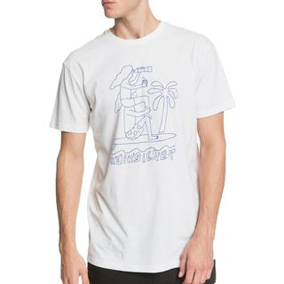 Quiksilver Ningheadss Erkek T-Shirt