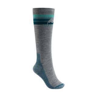 Burton Emblem Midweight Kadın Kayak Çorabı