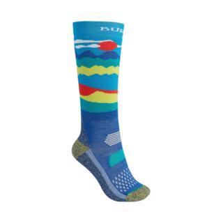 Burton Performance Midweight Çocuk Kayak Çorabı