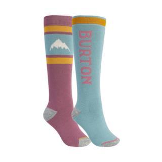 Burton Weekend Midweight 2 Pack Kadın Kayak Çorabı