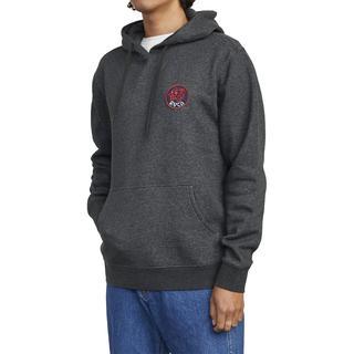 Rvca Dynasty Hoodie Erkek Sweatshirt
