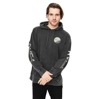 Rvca Fraction Hoodie Erkek Sweatshirt