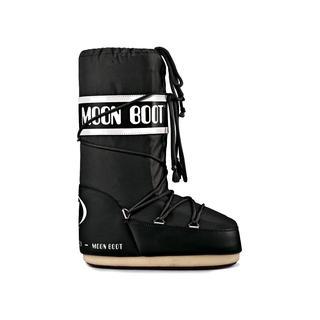 Moon Boot Nylon Black Kadın Kar Botu