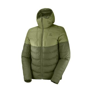 Salomon Sight Storm Hoodie Erkek Outdoor Montu