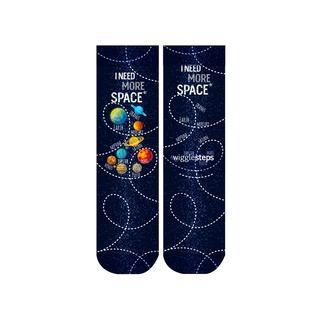 Wigglesteps Galactic Oppulence i-M Erkek Çorap