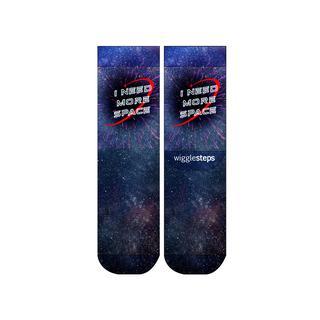 Wigglesteps Infinite Space Erkek Çorap