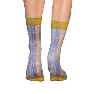 Wigglesteps Tartan Knit-i Erkek Çorap