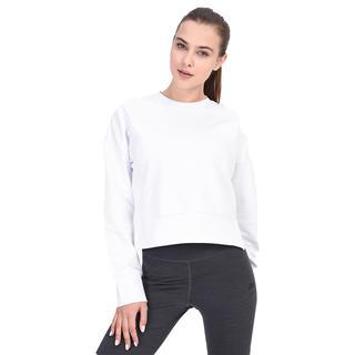 Skechers Lightweight Fleece Low Sleeve Crew Neck Kadın Sweatshirt