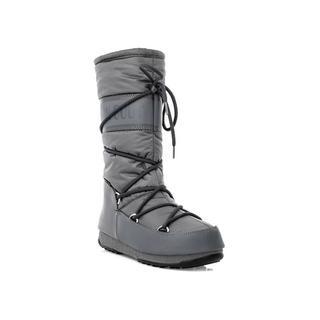 Moon Boot Hıgh Nylon Waterproof Castlerock Kadın Kar Botu