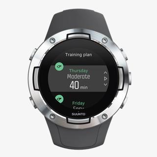 Suunto 5 G1 Graphite Stell Akıllı Saat