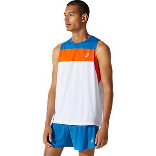 Asics Race Singlet Erkek Koşu Atleti