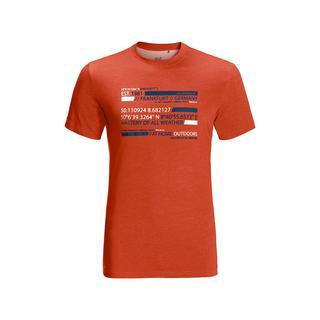 Jack Wolfskin Established In Erkek T-shirt