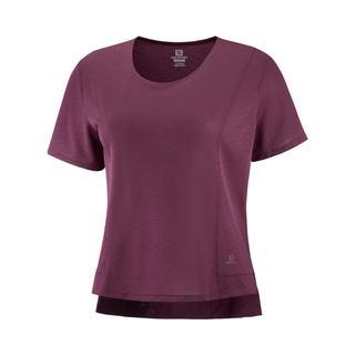 Salomon Elevate Aero W- Kadın Koşu T-Shirt