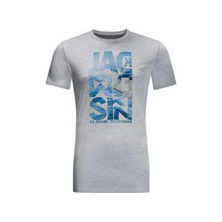 Jack Wolfskin Atlantic Ocean Erkek T-shirt