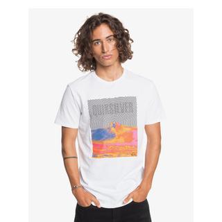 Quiksilver Pressuredropss Erkek T-Shirt