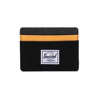 Charlie RFID Black Crosshatch/Black Ripstop/Blazing Orange