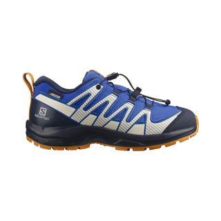 Salomon XA Pro V8 Waterproof Çocuk Patika Koşu Ayakkabısı