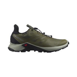 Salomon Supercross 3 Gore-Tex Erkek Koşu Ayakkabısı