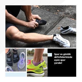 FootBalanceTA4 Spor Çorabı