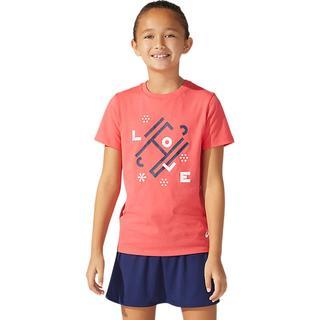 Asics G Tennis Tee Çocuk Tenis T-shirt