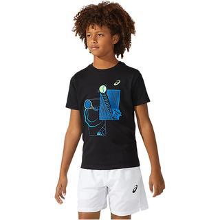 Asics B Tennis Tee Çocuk Tenis T-shirt