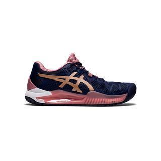 Asics Gel-Resolution 8 Kadın Tenis Ayakkabısı