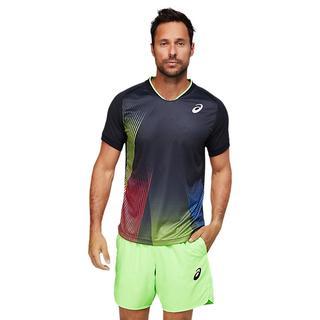 Asics Match Graphic SS Top Erkek T-Shirt