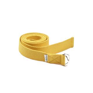 Sarı Yoga Kemeri ( Kayışı )
