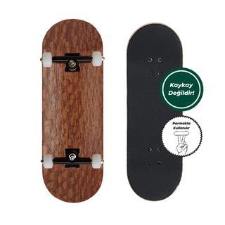 Woodenblack Ginger Fingerboard Complete