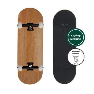 Woodenblack Dutch Fingerboard Complete
