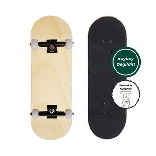 Woodenblack Blank Fingerboard Complete