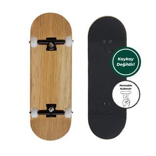 Woodenblack Golden Fingerboard Complete