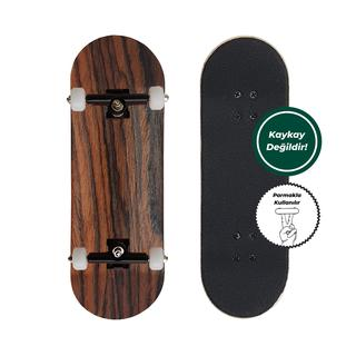 Woodenblack Rose Fingerboard Complete