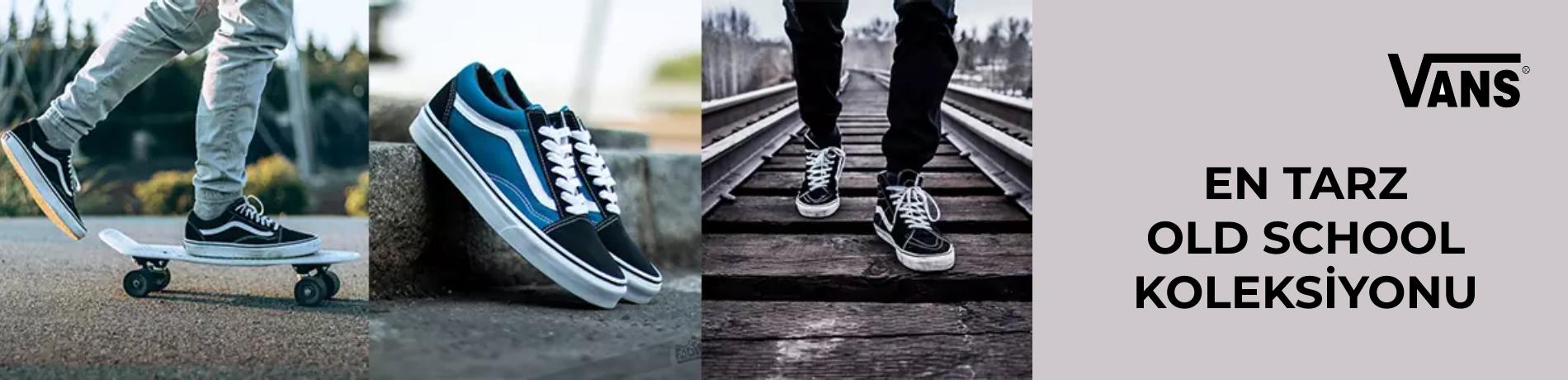 Vans Ayakkabı, Çanta, Aksesuar ve Modelleri