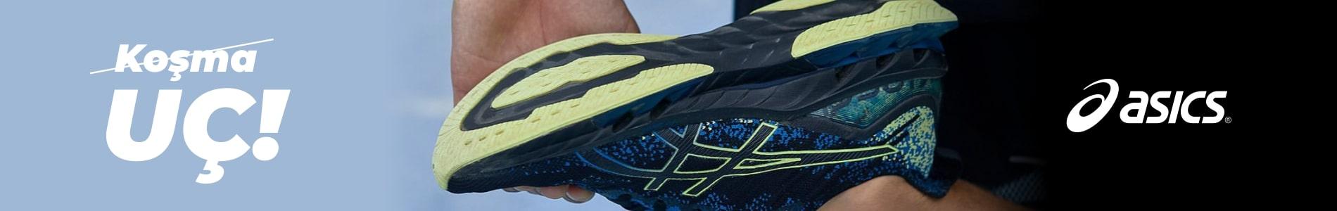 Asics Koşu Fitness Ayakkabı ve Aksesuarları